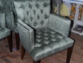 Fotel do biurka - zielony