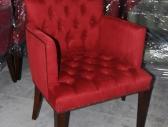 Fotel do biurka - czerwony