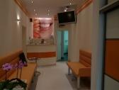 Kanapy dla kliniki stomatologicznej - projekt Hanna Kołakowska