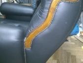 Fotel skórzany0268