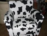 Fotel krowa